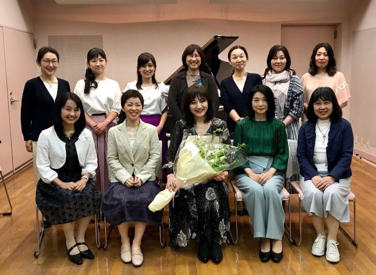江東区のピアノ・リトミック教室「やのピアノ教室」